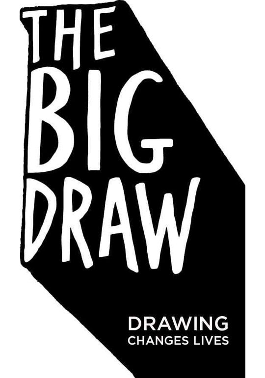 Redlobster illustratie etalage The Big Draw
