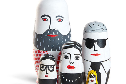 Trendwalk . Russian Dolls